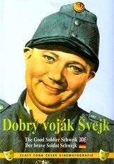 Постер к фильму «Бравый солдат Швейк»