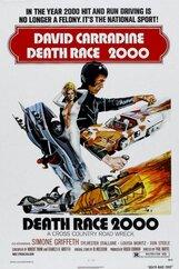Постер к фильму «Смертельные гонки 2000 года»