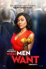 Постер к фильму «Чего хотят мужчины»