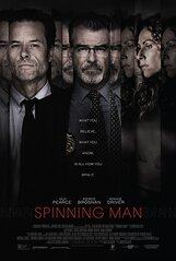 Постер к фильму «Spinning Man»