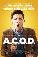 Постер к фильму «Взрослые дети развода»
