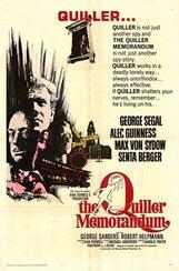 Постер к фильму «Меморандум Квиллера»
