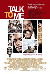 Постер к фильму «Поговори со мной»