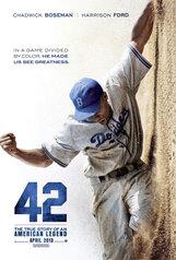 Постер к фильму «42»