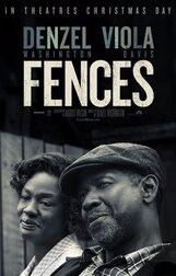 Постер к фильму «Fences»