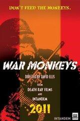 Постер к фильму «Боевые обезьяны»