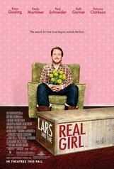 Постер к фильму «Ларс и реальная девушка»