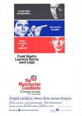 Постер к фильму «Кандидат от Манчжурии»