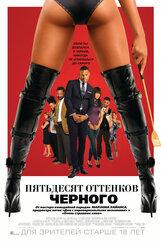 Постер к фильму «50 оттенков черного»