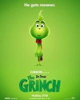 Постер к фильму «Гринч – похититель Рождества»