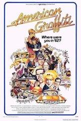 Постер к фильму «Американские граффити»