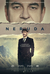 Постер к фильму «Неруда»