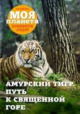 Постер к фильму «Амурский тигр. Путь к священной горе»