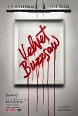Постер к фильму «Бархатная бензопила»