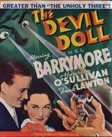 Постер к фильму «Кукла дьявола»