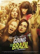 Постер к фильму «Побег из Рио»