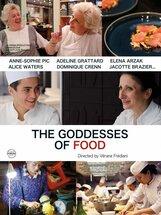 Постер к фильму «Богини еды»