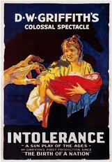 Постер к фильму «Нетерпимость»