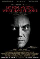 Постер к фильму «Мой сын, мой сын, что же ты наделал»