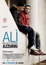 Постер к фильму «У Али голубые глаза»