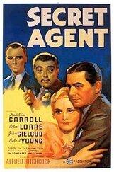 Постер к фильму «Секретный агент»