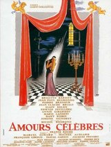 Постер к фильму «Знаменитые любовные истории»