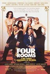 Постер к фильму «Четыре комнаты»