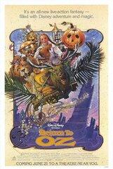 Постер к фильму «Возвращение в страну Оз»