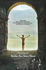Постер к фильму «Брат Солнце, сестра Луна»