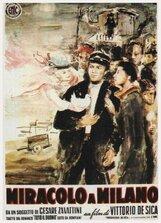 Постер к фильму «Чудо в Милане»