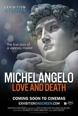 Постер к фильму «Микеланджело: Любовь и смерть»