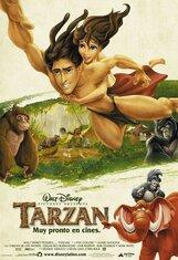 Постер к фильму «Тарзан»