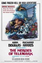 Постер к фильму «Герои Телемарка»