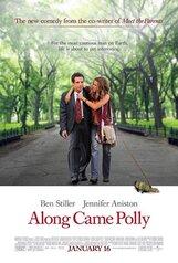 Постер к фильму «А вот и Полли»
