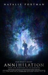 Постер к фильму «Аннигиляция»