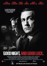 Постер к фильму «Доброй ночи и удачи»