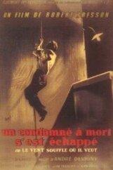 Постер к фильму «Приговоренный к смерти бежал»