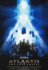 Постер к фильму «Атлантида: затерянный мир»