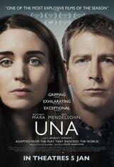 Постер к фильму «Уна»