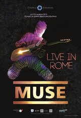 Постер к фильму «Muse - Live in Rome»