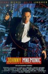 Постер к фильму «Джонни Мнемоник»