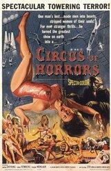 Постер к фильму «Цирк ужасов»
