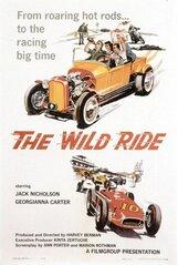 Постер к фильму «Дикая гонка»