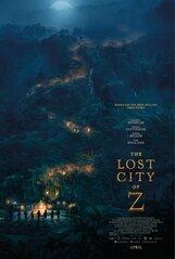 Постер к фильму «Затерянный город Z»