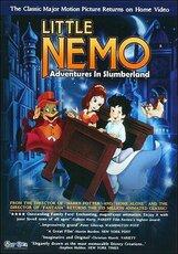 Постер к фильму «Маленький Немо: Приключения в стране снов»