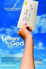 Постер к фильму «Письма Богу»
