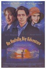Постер к фильму «Ужасно большое приключение»
