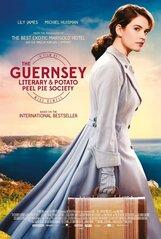 Постер к фильму «Литературное общество Гернси»