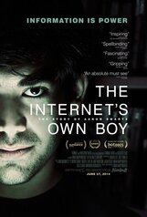 Постер к фильму «Интернет-мальчик: История Аарона Шварца»