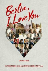 Постер к фильму «Берлин, я люблю тебя»